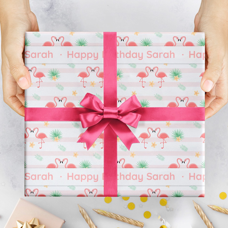 Wrapping Paper Birthday
