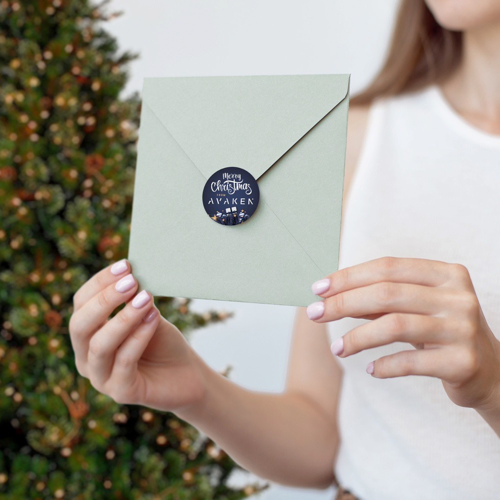 Christmas Sticker Sheets