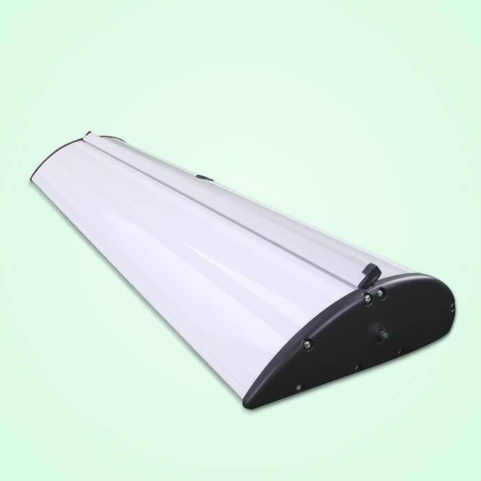 Premium White Roller Banner Base
