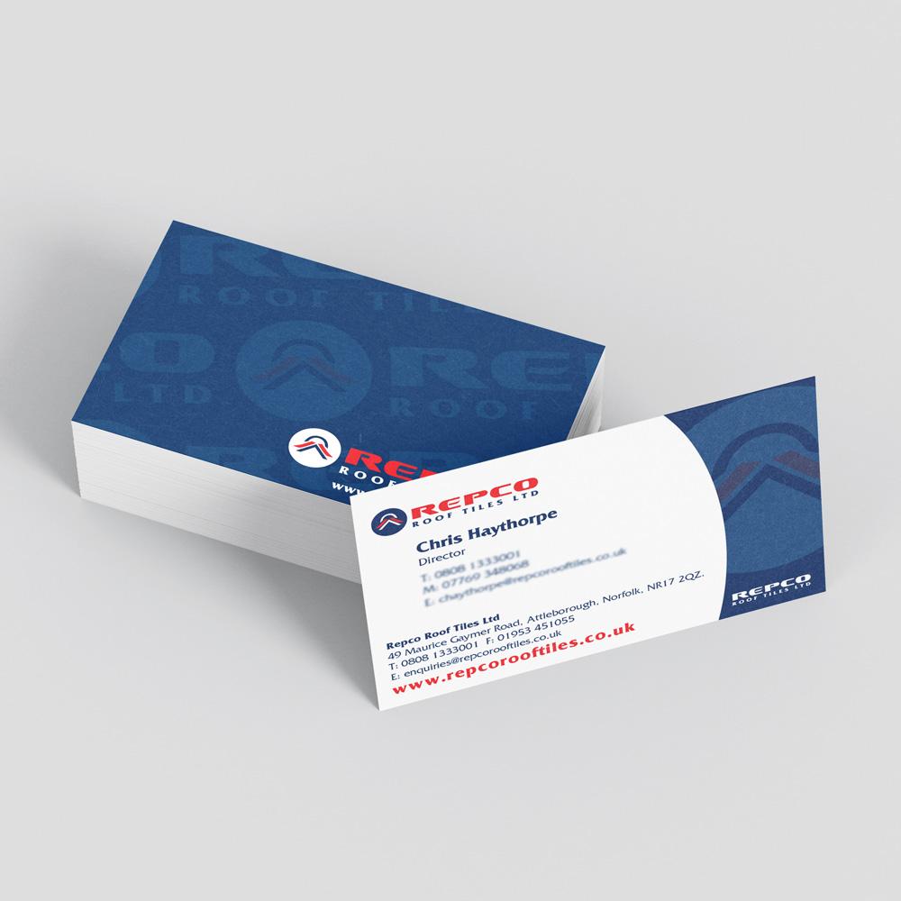 Standard business card Printing
