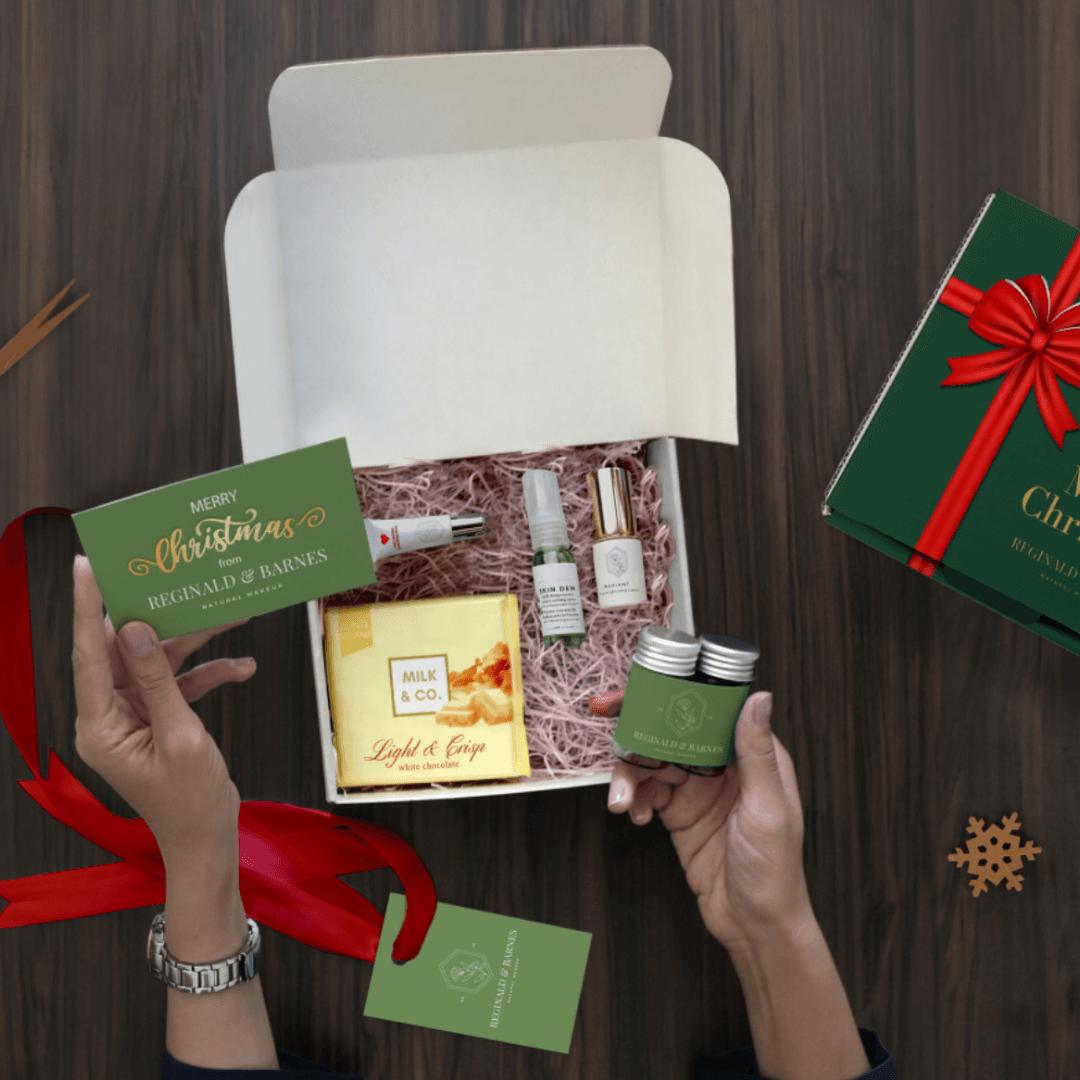Personalised Christmas Gift Box