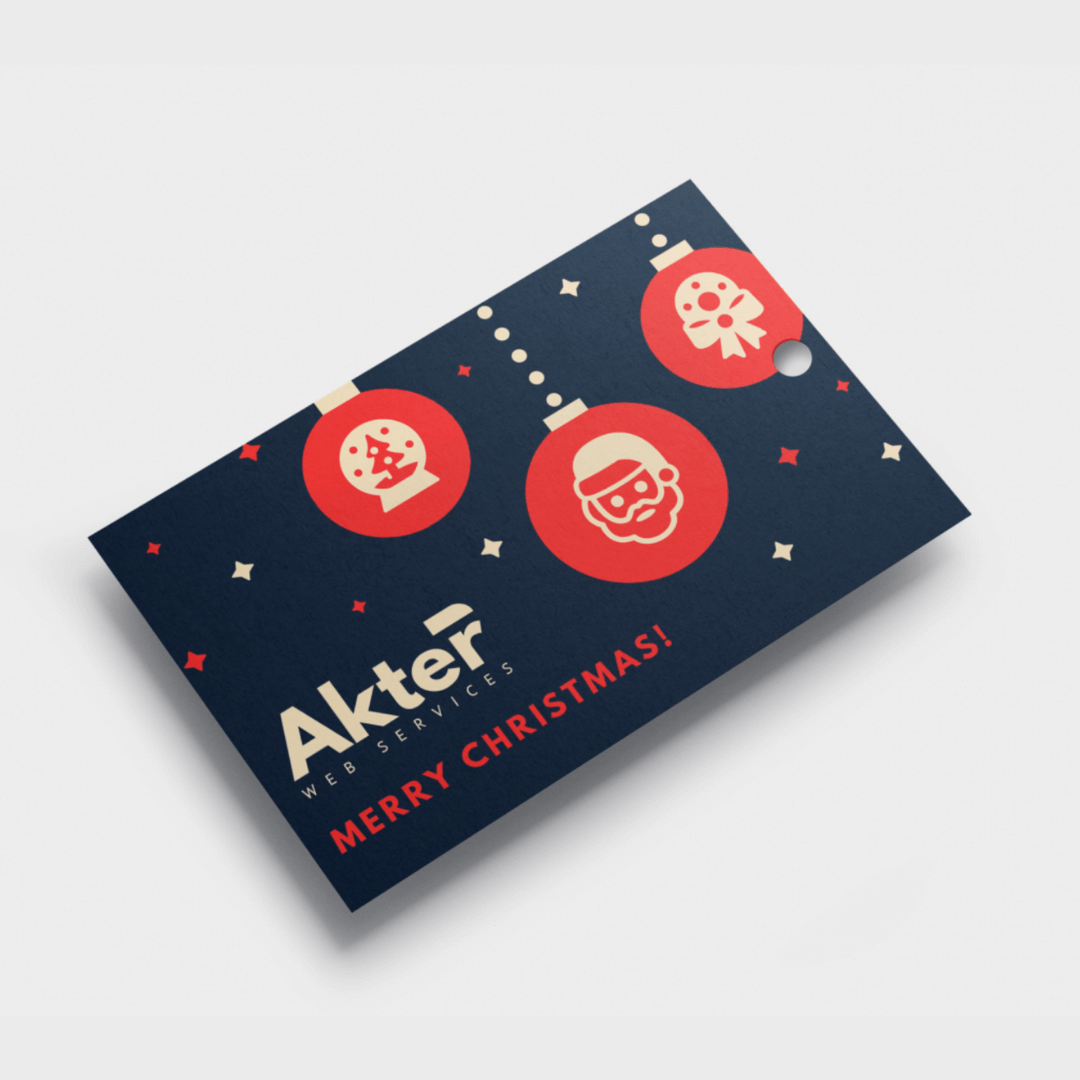 Branded Gift Tag