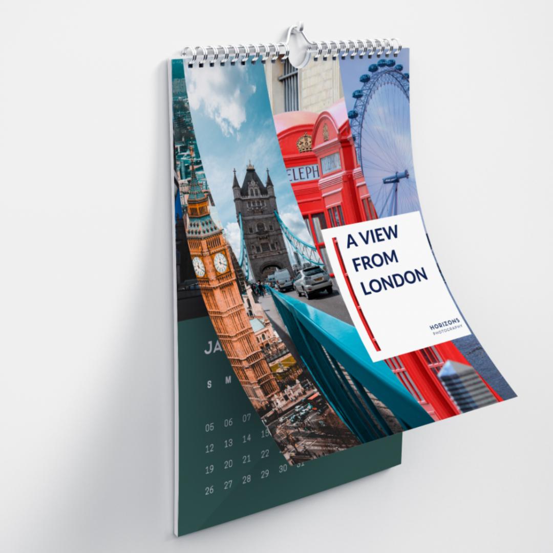 Branded Wall Calendar