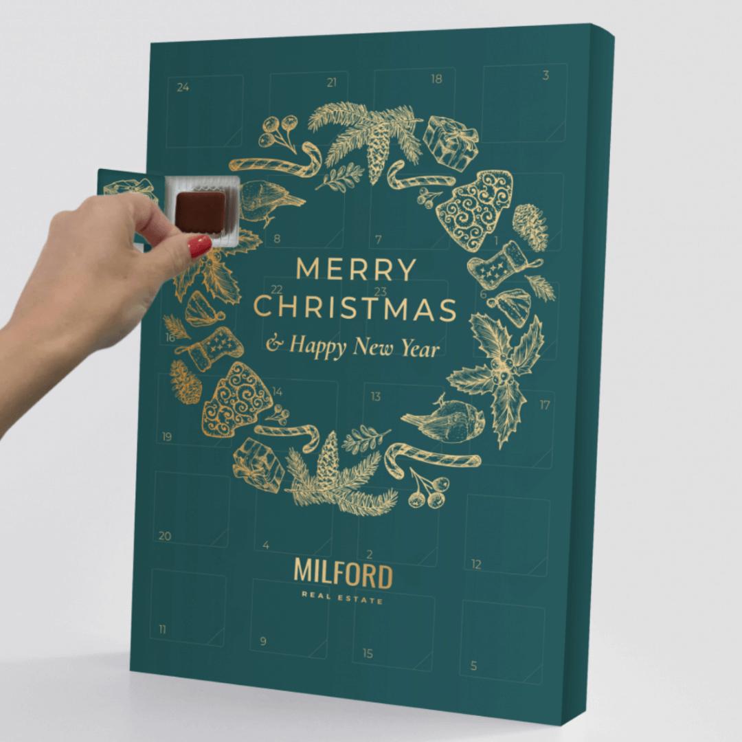 Branded Chocolate Advent Calendar