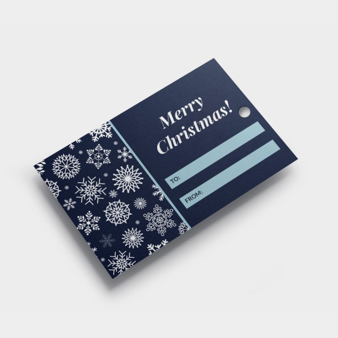 Branded Gift Tags