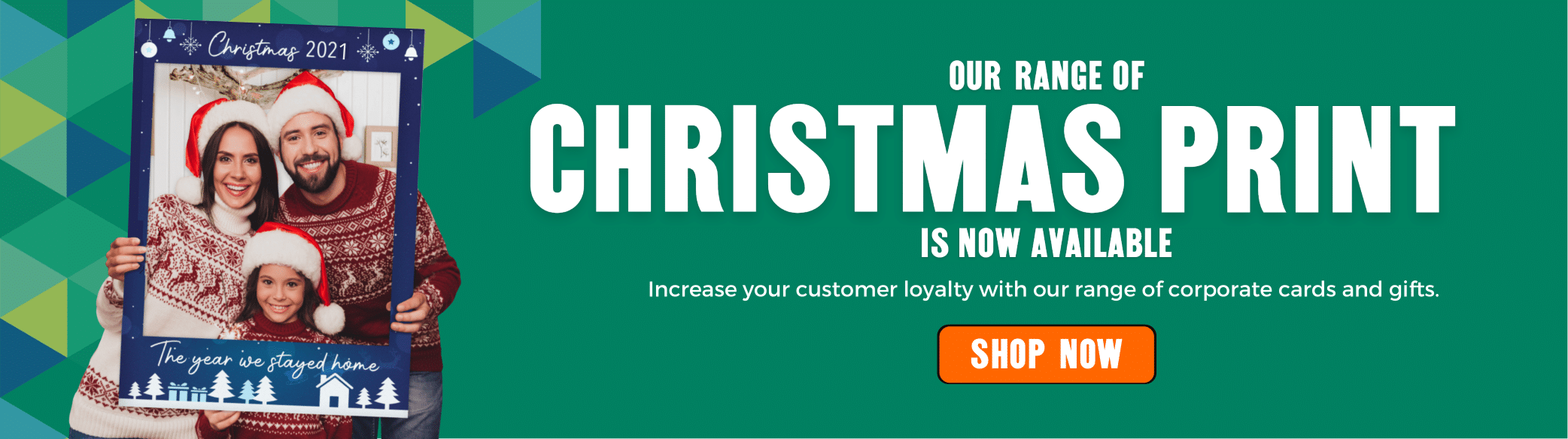 Christmas print products are now available.