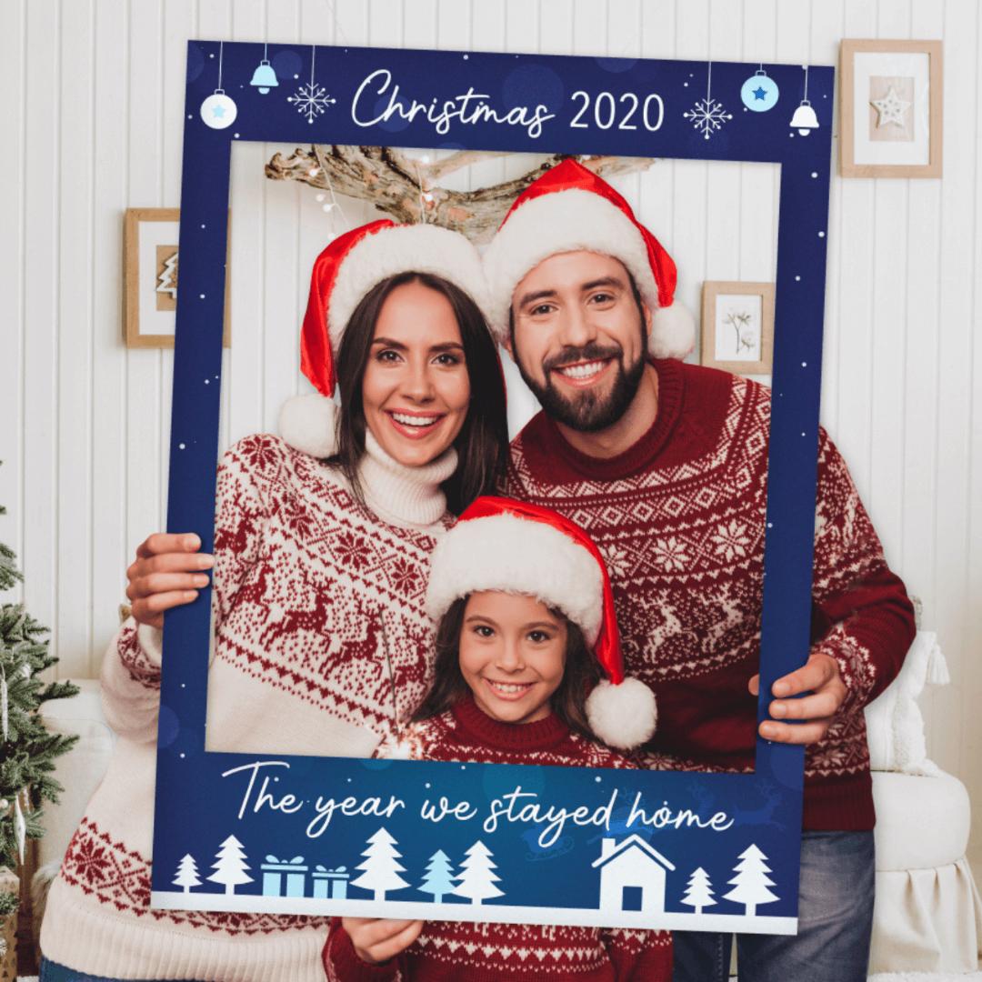 Christmas Selfie Frame