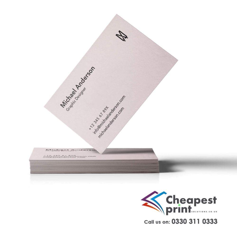 Standart Business Cards
