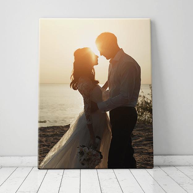 Canvas Print - Wedding Photography