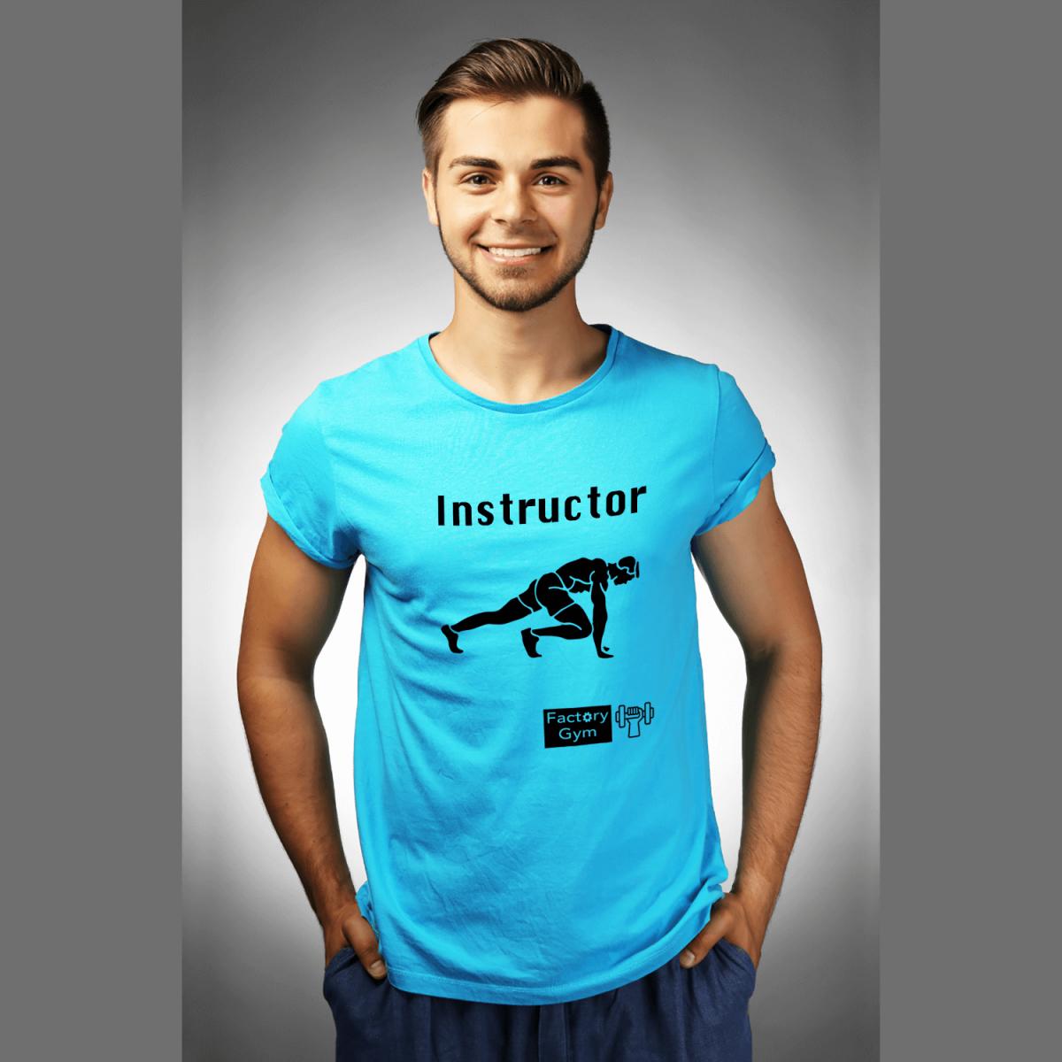 Custom Printed T-Shirt - Instructor