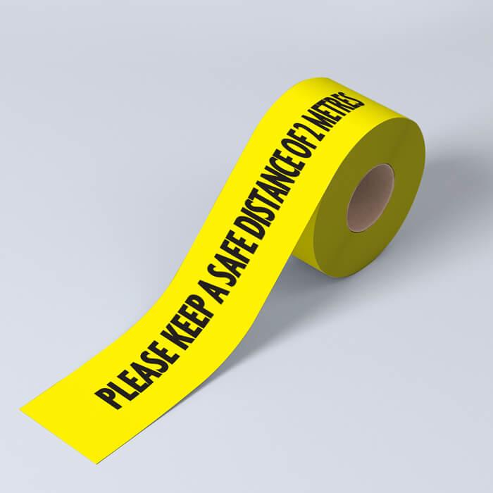Laminated Floor Tape