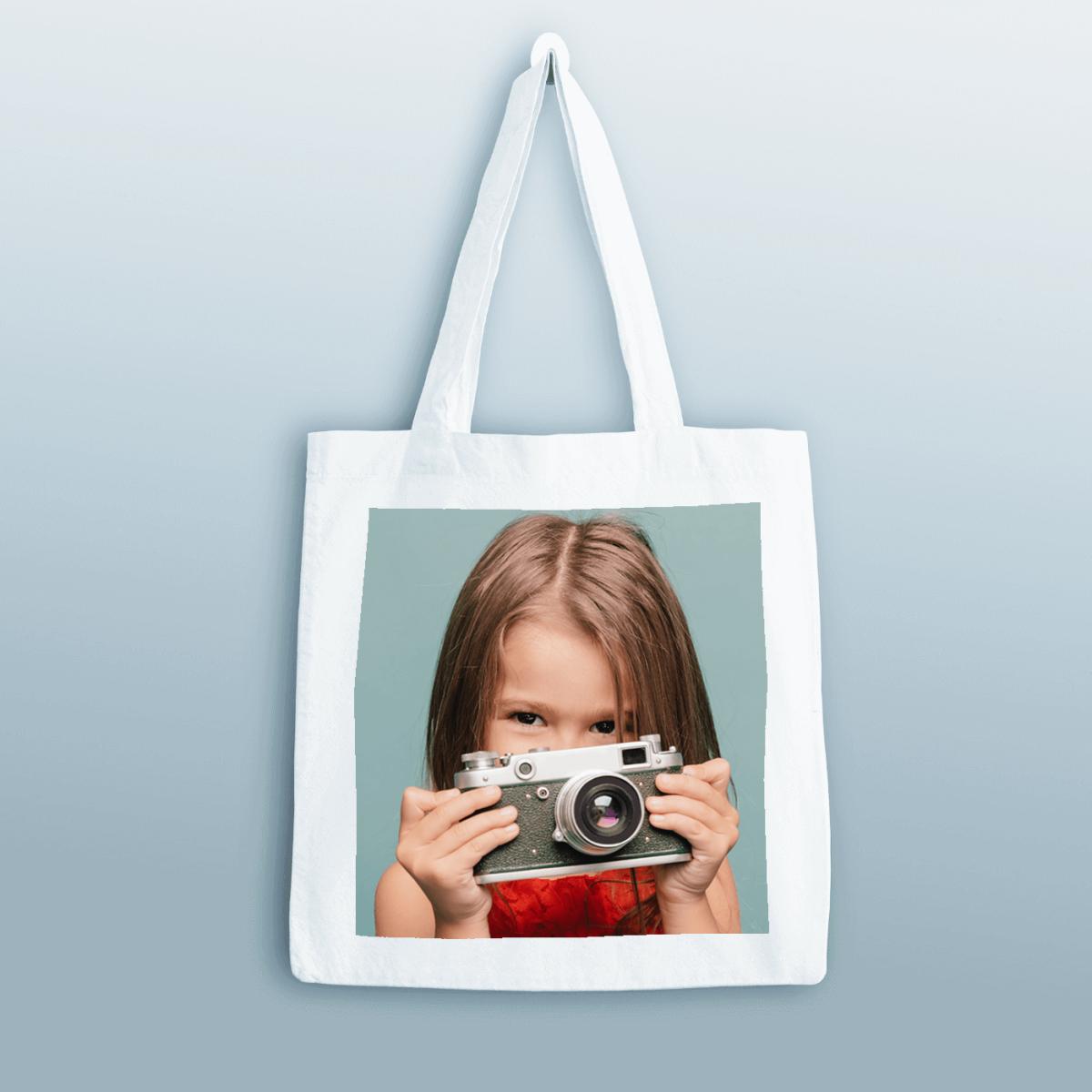 Tote Bags - Camera