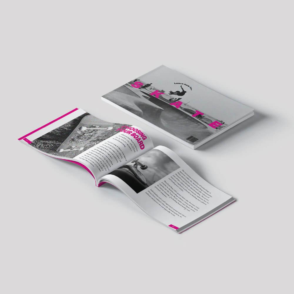 A Size - Short Edge - Booklet