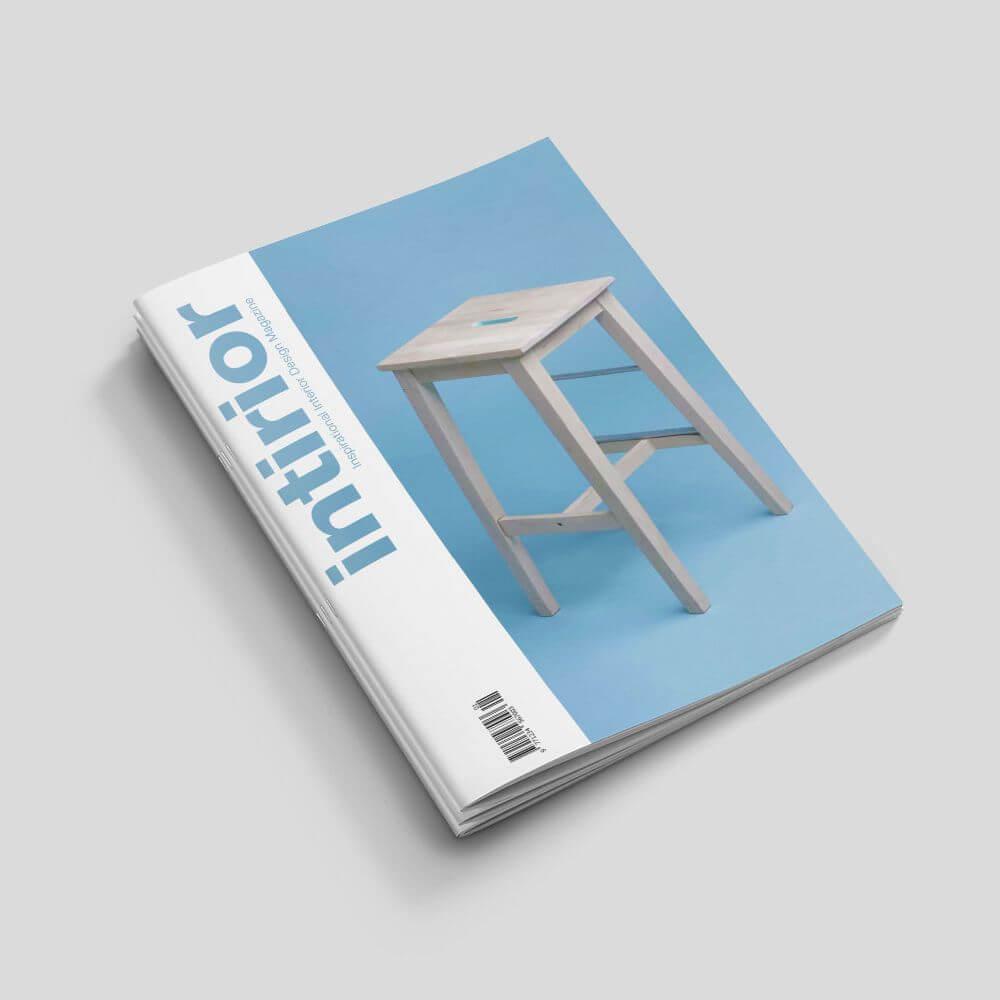 Stapled Booklet - Long Edge
