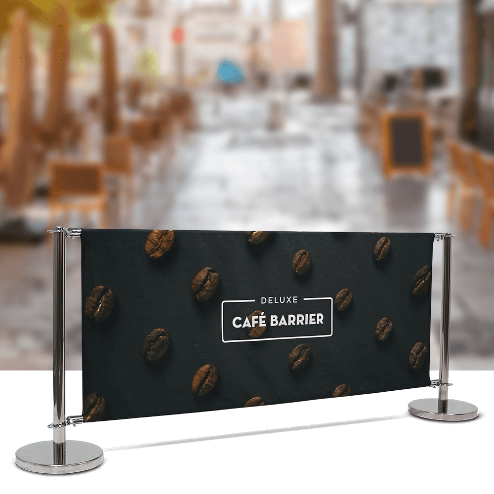 Cafe-Barrier Deluxe 2000 Double-Sided Front