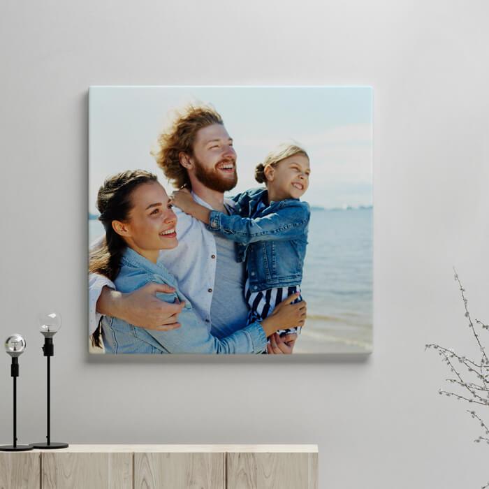 Family Canvas Print