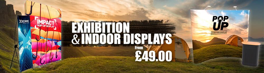 Exhibition And Indoor Displays Slider