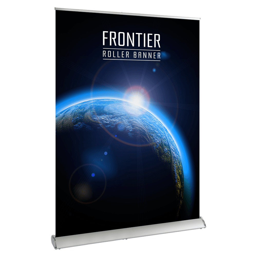 Blaby Print Frontier Roller Banner