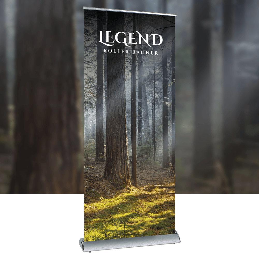 Legend product image with background