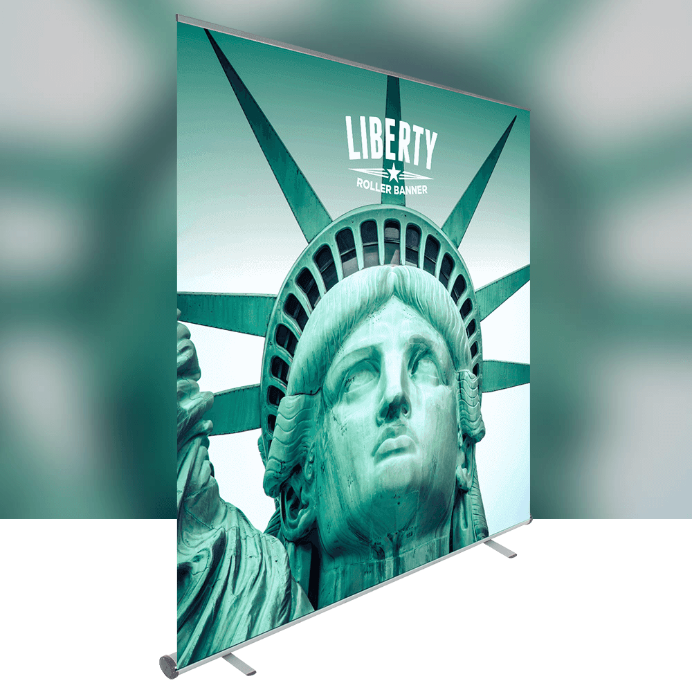 Liberty-2000  with background