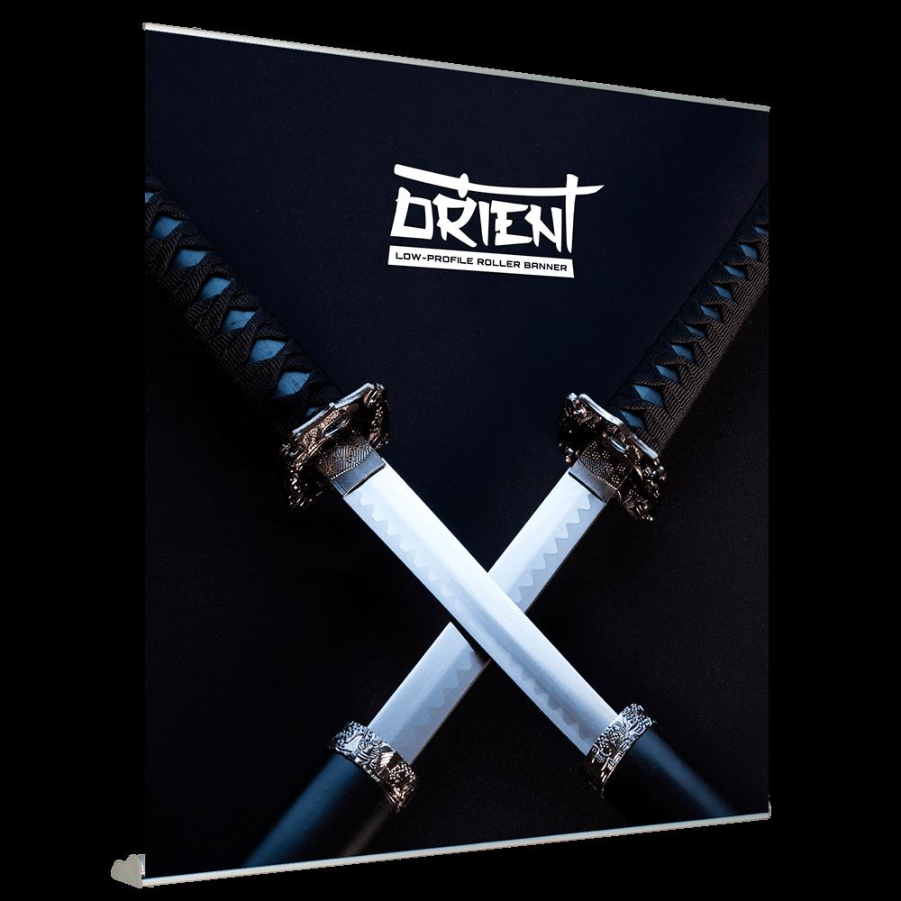 Orient 2000 Roller Banner