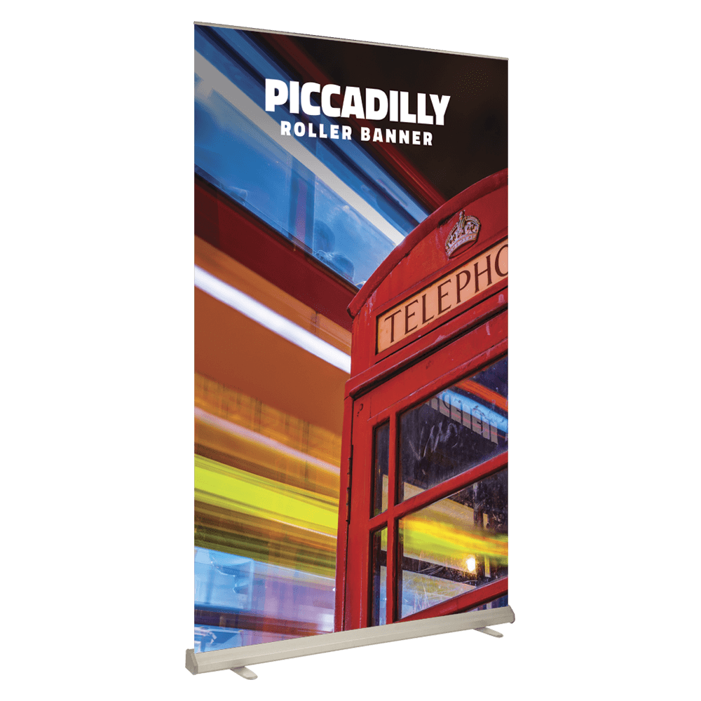 Piccadilly Roller Banner