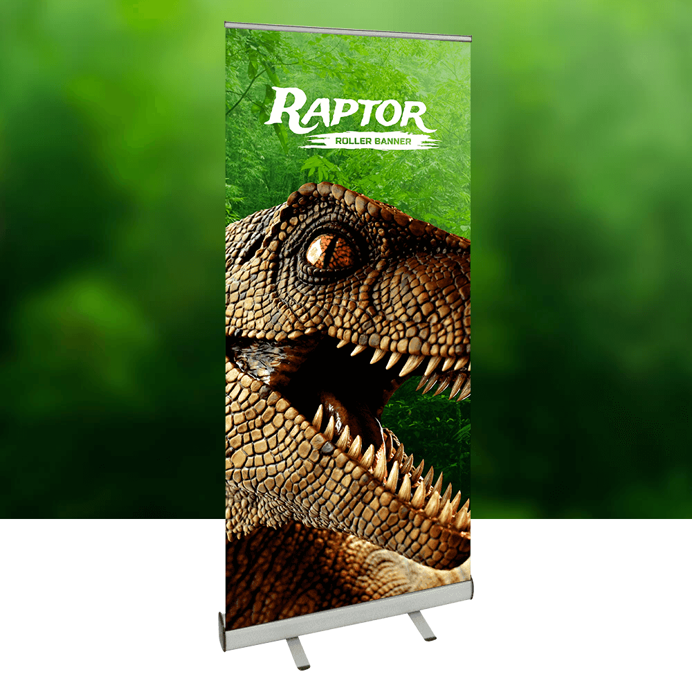 Raptor product image with background