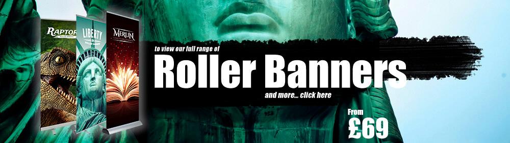 Roller Banners Slider
