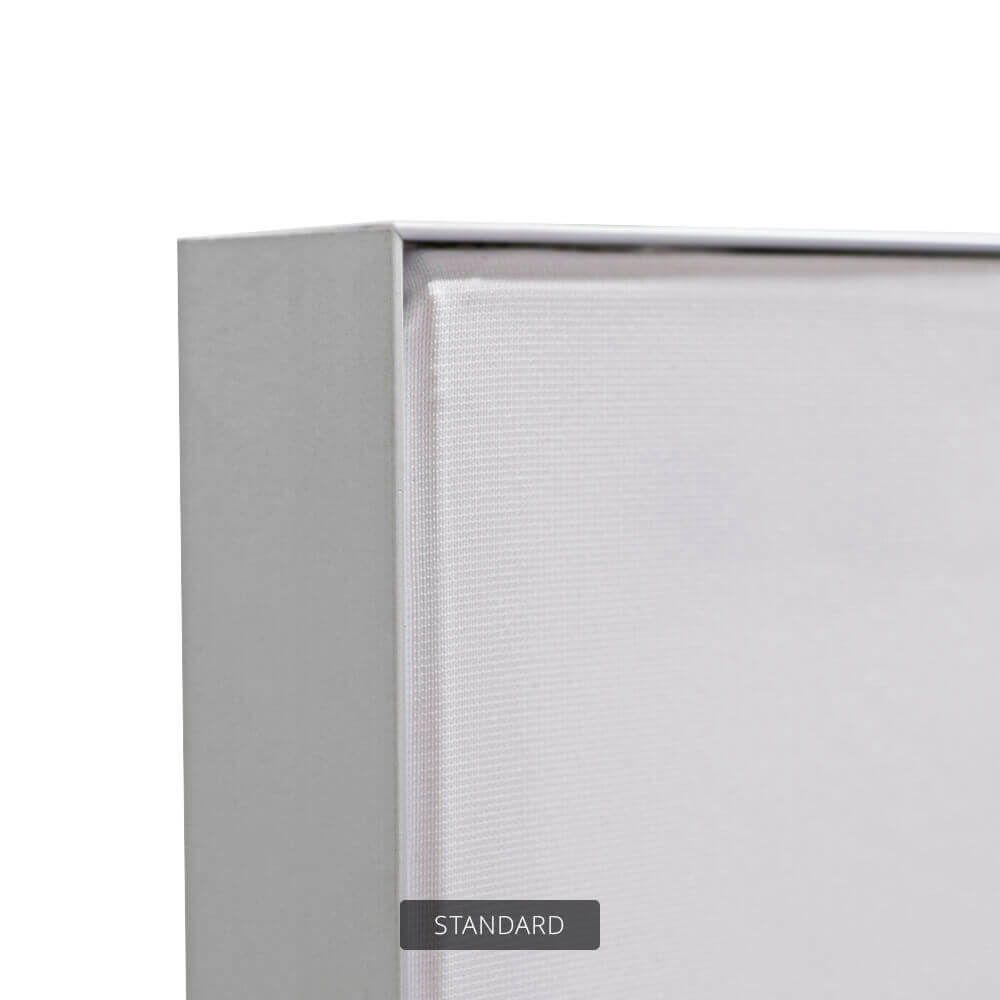 SEG Free-Standing Display - Premium - Detail Top Corner