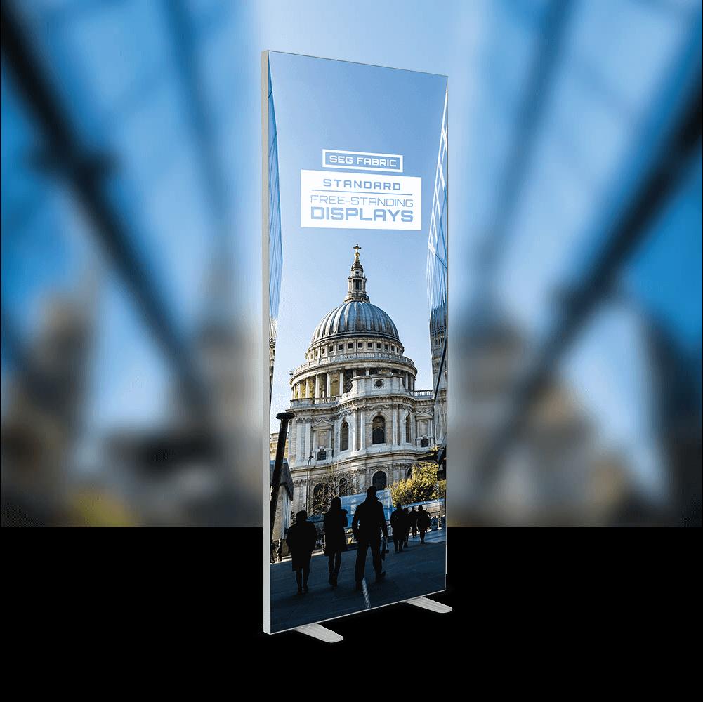 SEG Free-Standing Display - Standard - 850