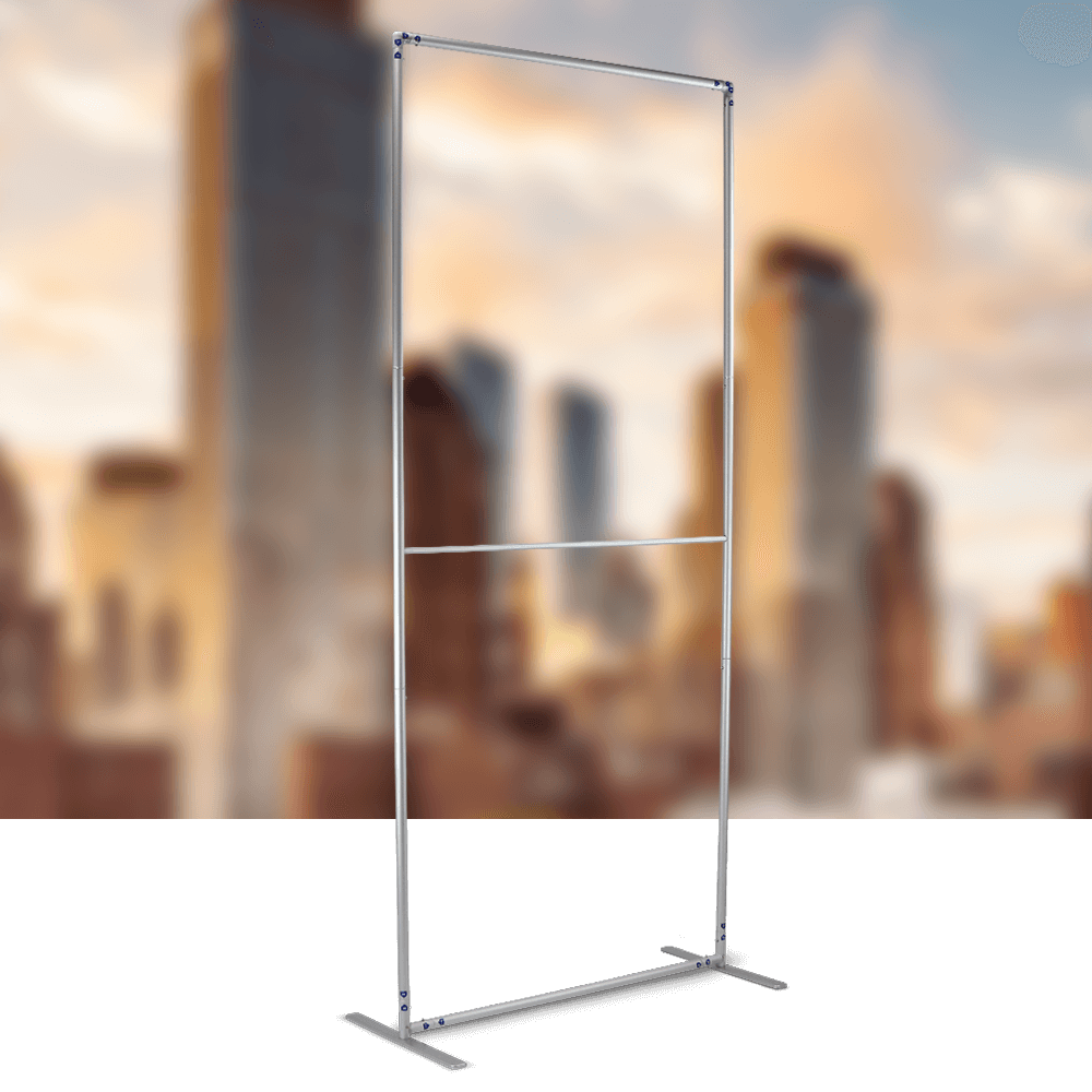 Stretch Fabric Economy Stand 1000 Frame