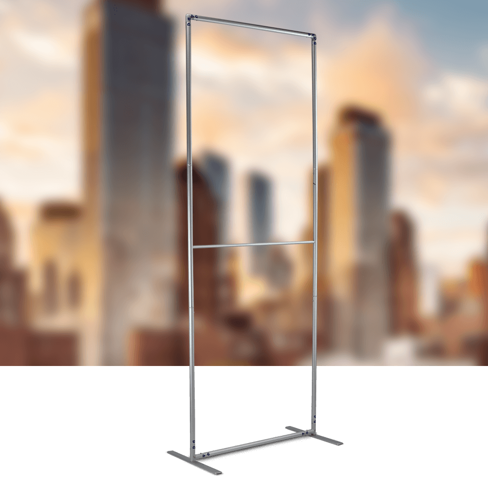 Stretch Fabric Economy Stand 850 Frame