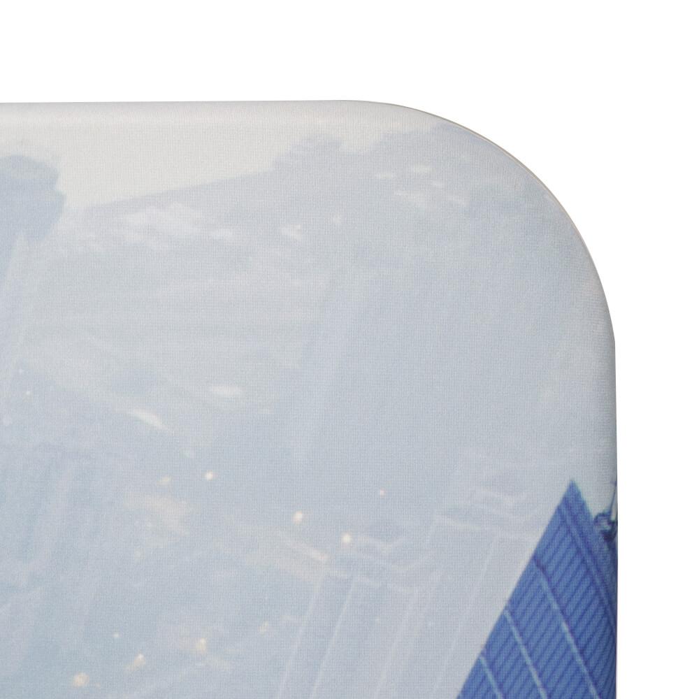 Stretch Fabric Premium Stand Detail Front Corner