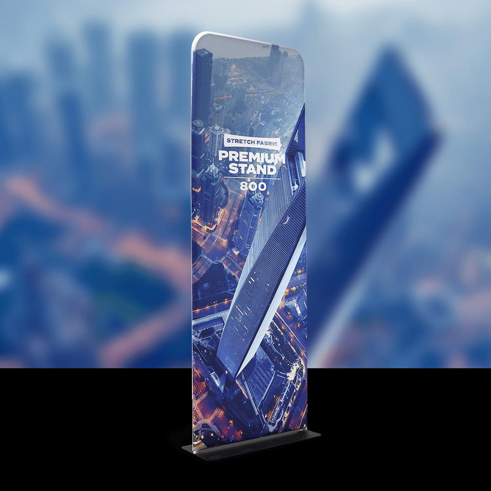 Stretch Fabric Premium Stand 800