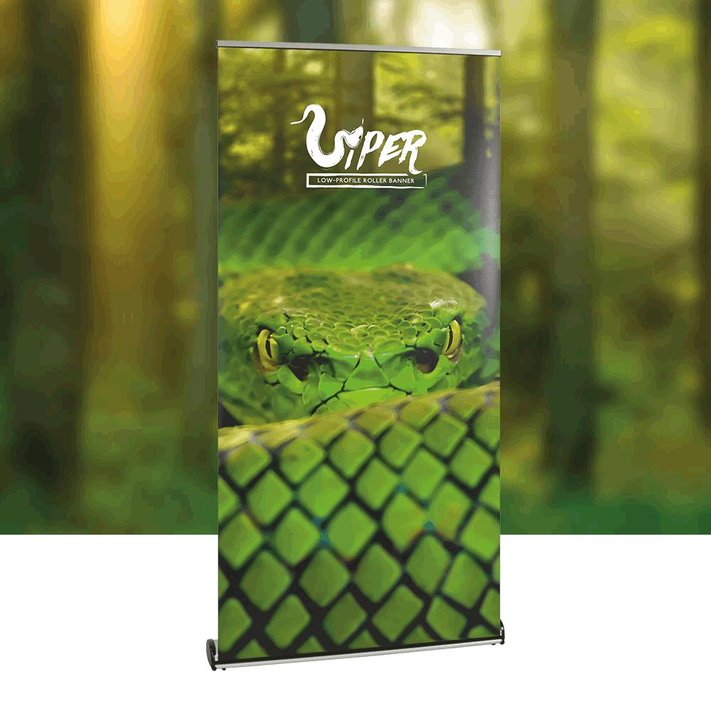 Viper Roller Banner