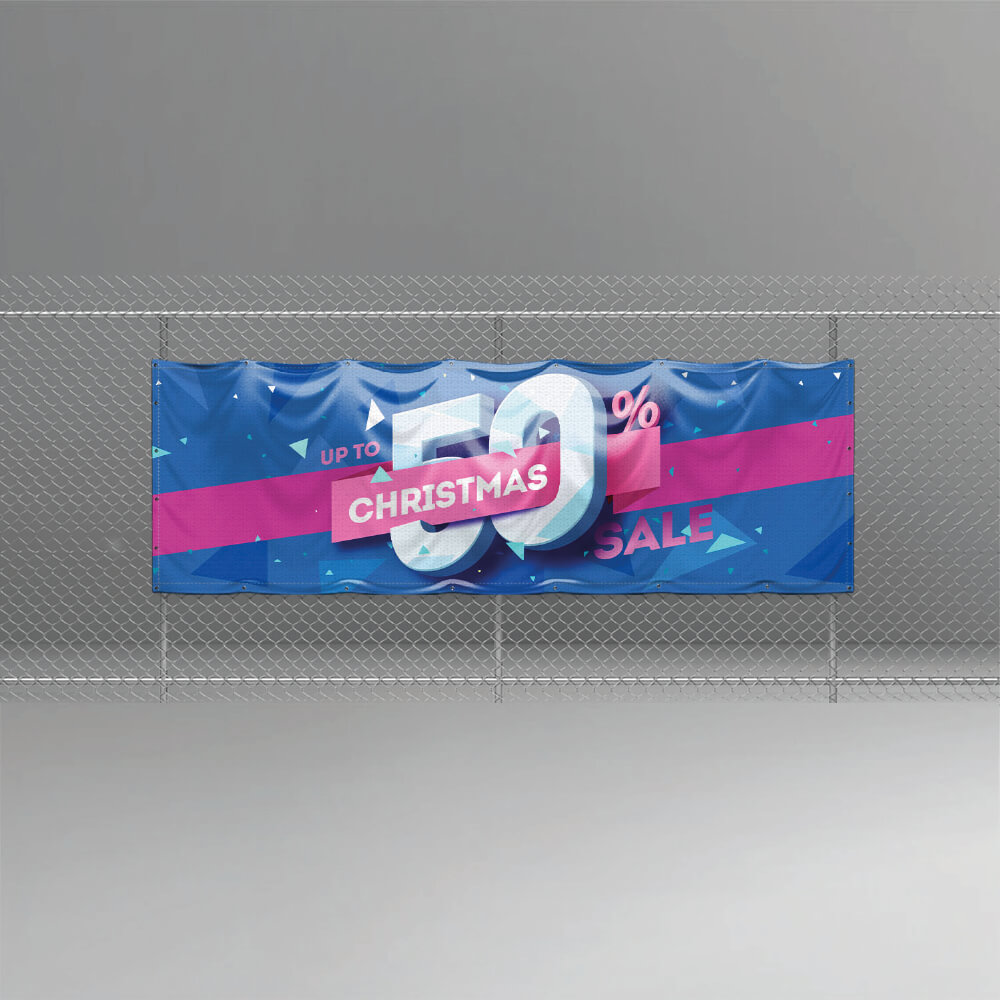 1x3 Pvc Banner