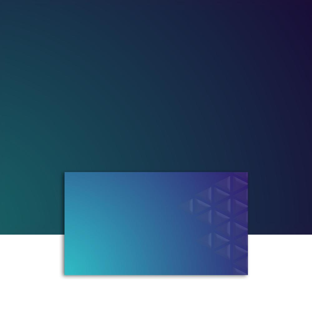 3D Spot Uv Business Cards
