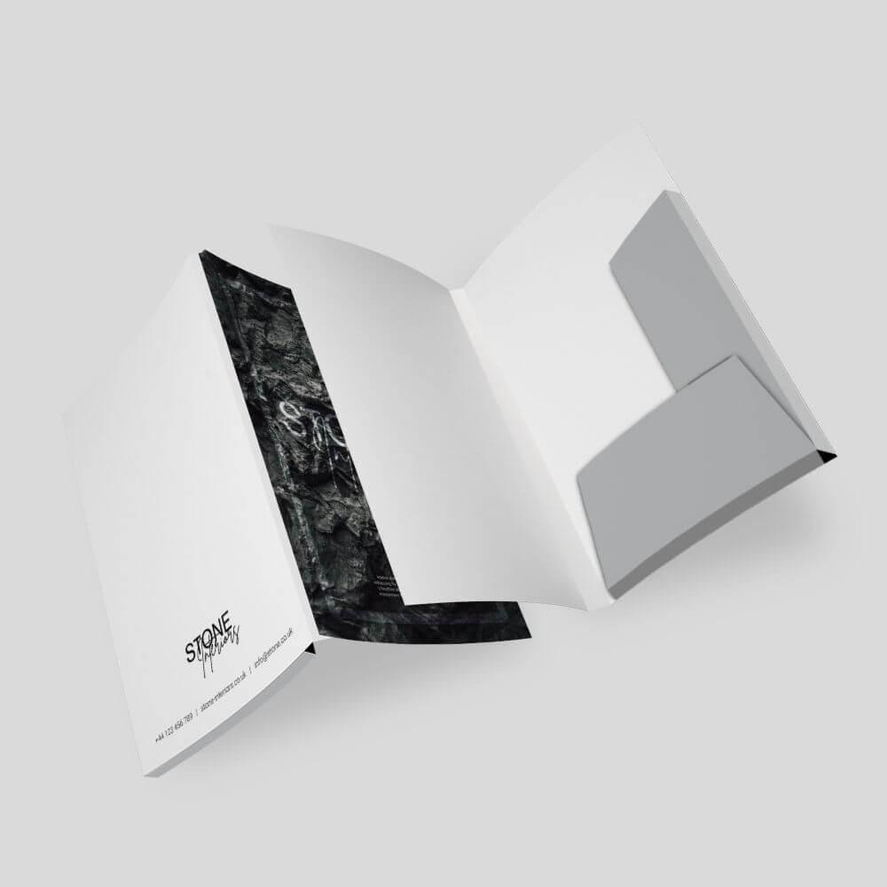 Presentation Folder - 7mm Spine