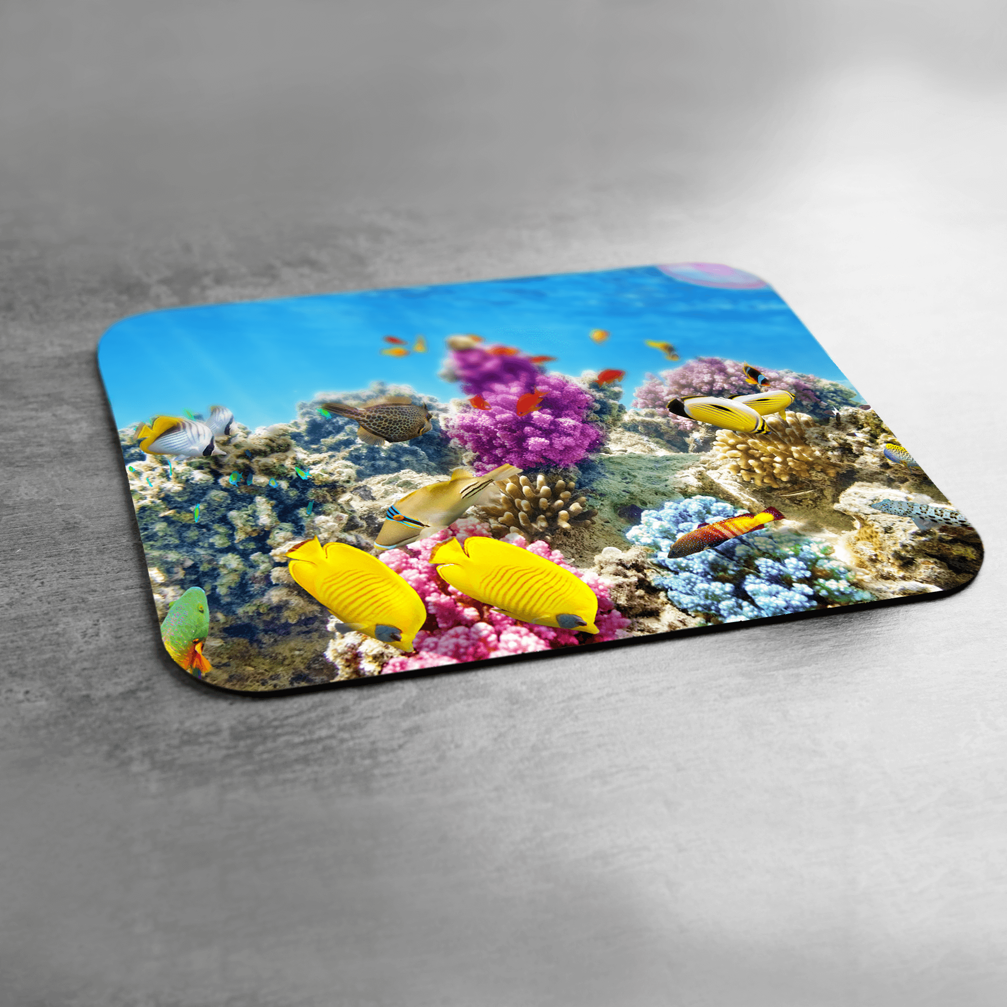 Custom Printed Mouse-Mat - Underwater