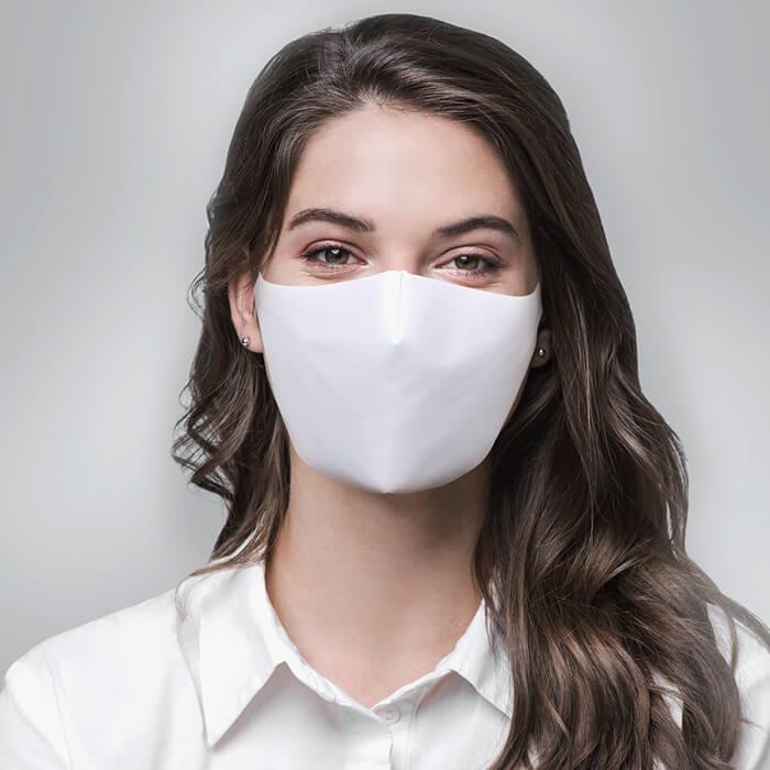 Fabric Mask - Blank