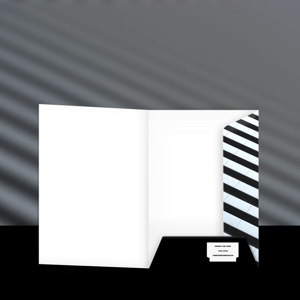 Fast Interlocking Folders