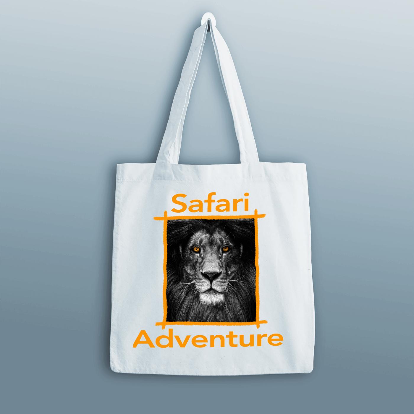 Tote Bags - Safari