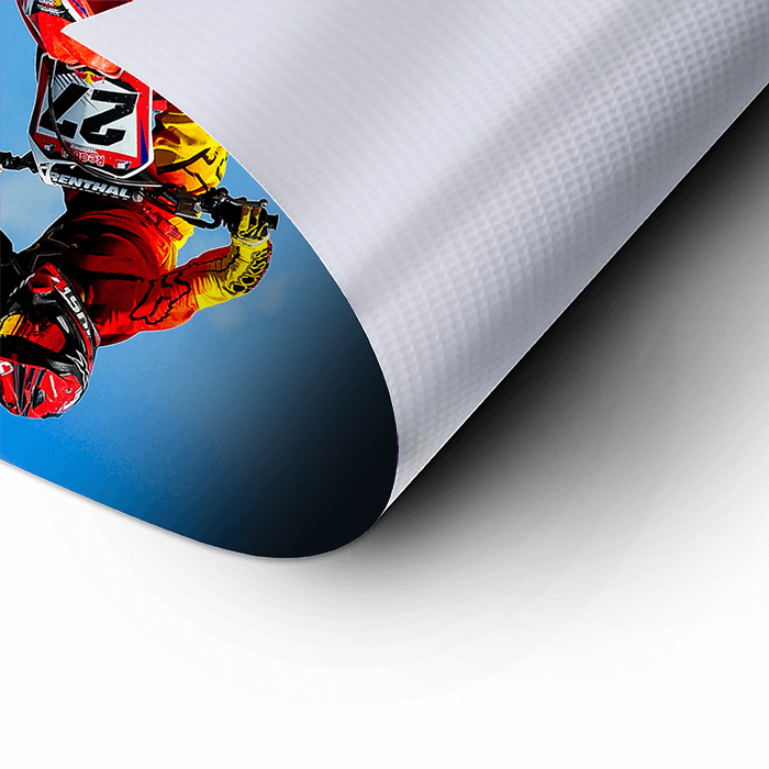 Waterproof Poster - Rolled - Motocross