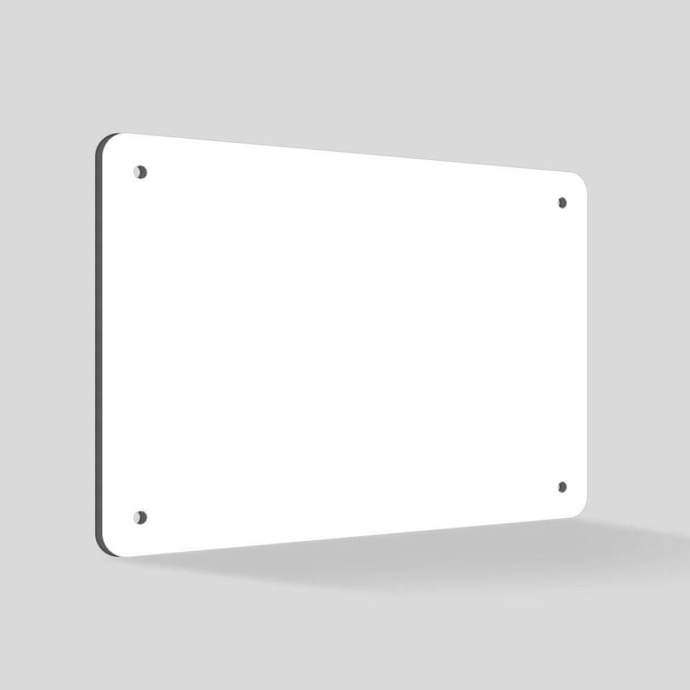 Aluminium Composite Sign - No Graphics