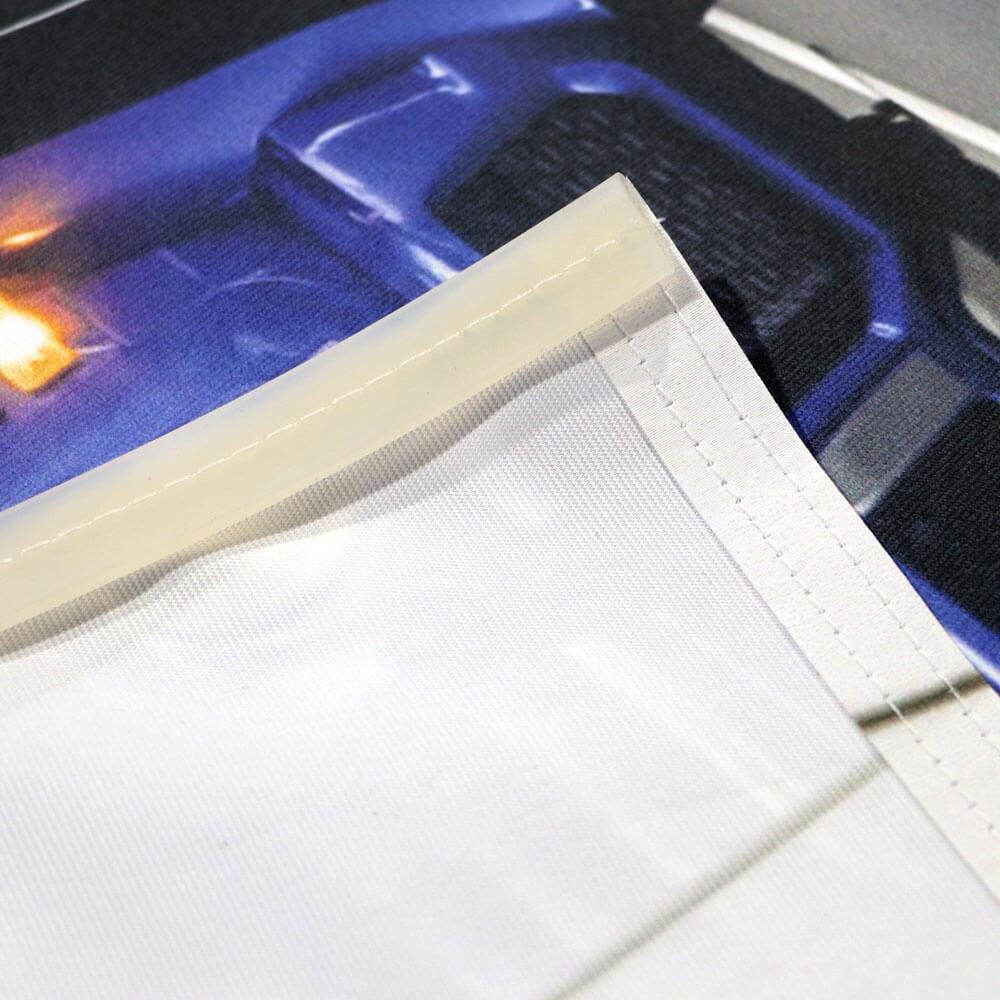 Backlit Polyester