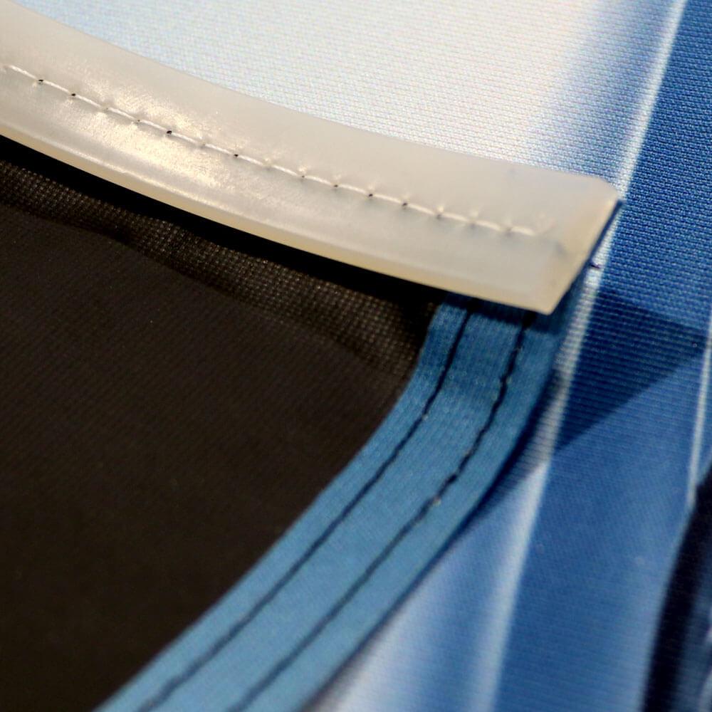 Black-Back Polyester