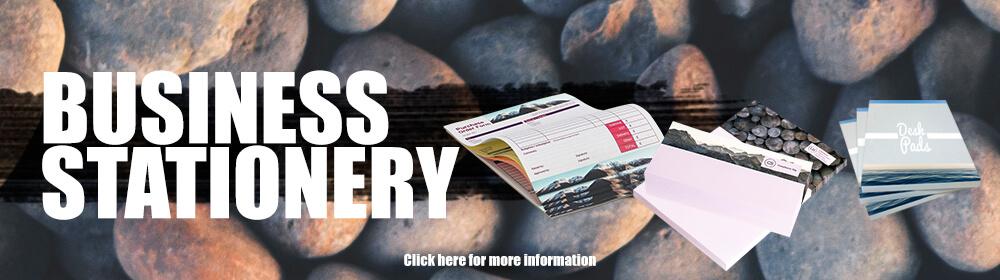 Business Stationery Homepage Slider