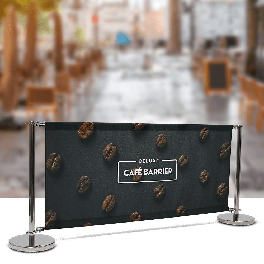 Cafe-Barrier Deluxe 2000 Single-Sided Front