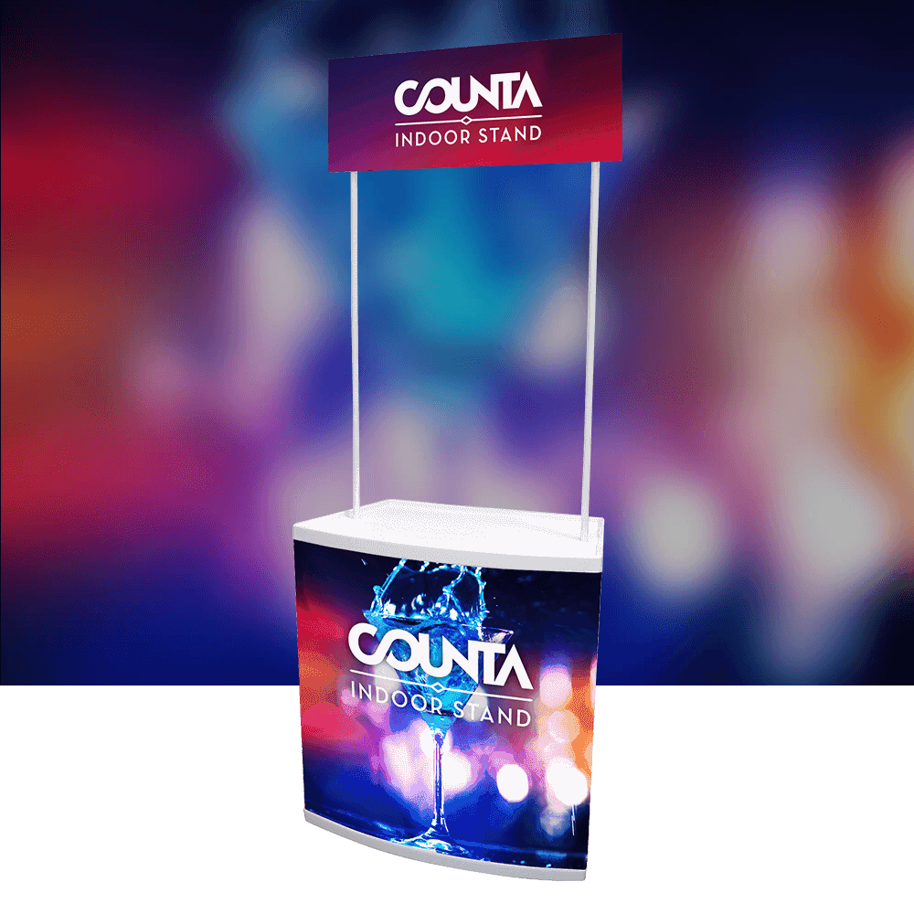 Counta product image with background