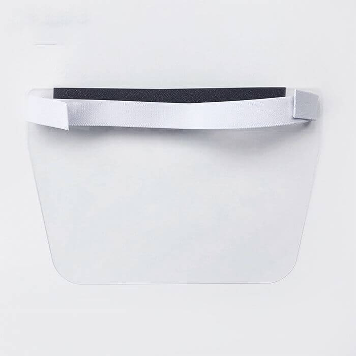 Face Shield - Detail Back